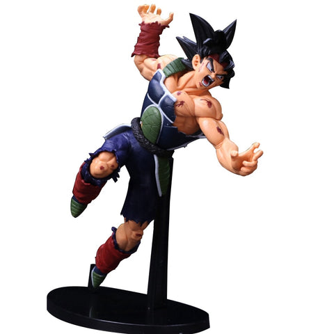 21cm Bardock Final Attack On Frieza Figurine