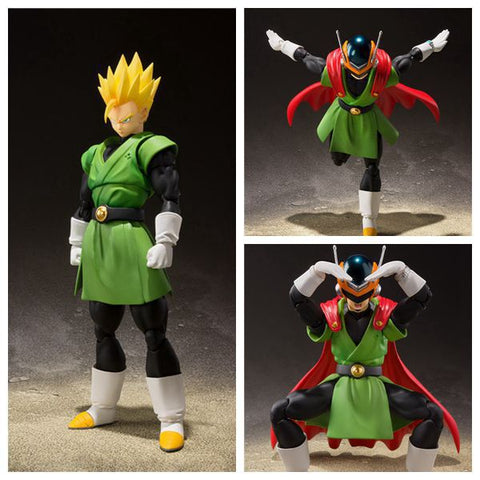Adult Gohan Great Saiyan Man Outfit Figurine *DETAILED*