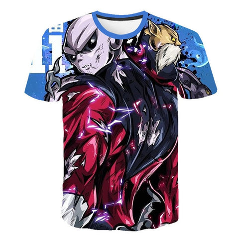 Jiren The Grey | Dragon Ball Super T-Shirt