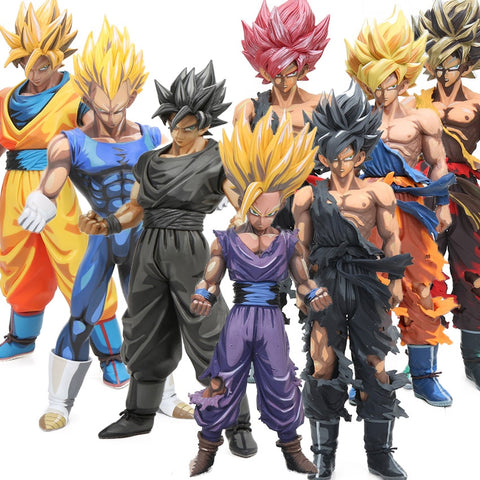 INCREDIBLE QUALITY Dragon Ball Z / Dragon Ball Super Figurines 23-32CM
