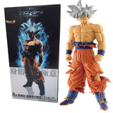 ULTRA INSTINCT GOKU Dragon Ball Super Figurine *RARE* 26CM