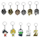 Metal Dragon Ball Z Luxury Key Chains