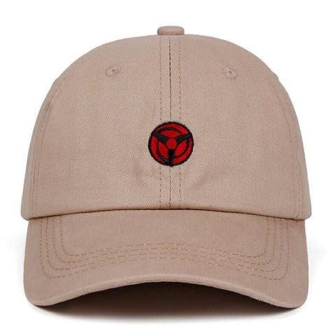 "MANGEKYOU ""Kakashi"" Cap Luxury Embroidered"