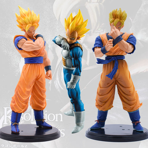 SSJ Future Gohan/Goku/Vegeta Dragon Ball Z Collectible Figurines 21CM