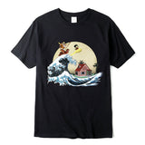 Kid Goku x Master Roshi | Dragon Ball T-Shirt