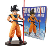 Son Goku 20th Anniversary Dragon Ball Z Figurine *RARE* 23CM
