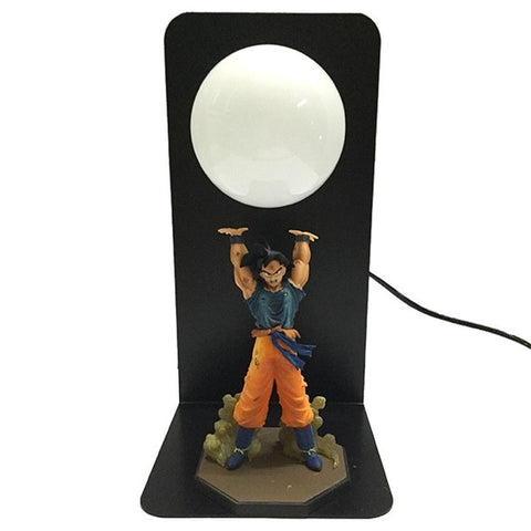Goku SPIRIT BOMB Lamp! Various Colors