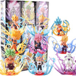 High Quality Boxed Dragon Ball Super 9 Piece BUNDLE Set With Aura