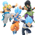 Dragon Ball Super: BROLY Movie Collectible Figurines