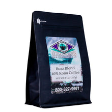 Load image into Gallery viewer, Buzz Blend - 40% Kona Coffee