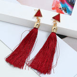 6pc Tassel Earring set