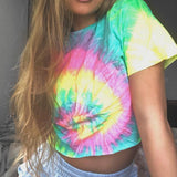 Cropped Tie-Dye (+More Colors)