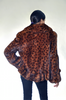 WHISKEY MINK FUR JACKET [CHI-090]