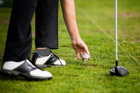 Blis-Sox blister prevention for golf and golfers