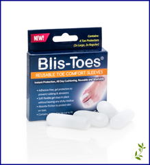 Blis-Toes, blisters, toe blisters, stop blisters on toes