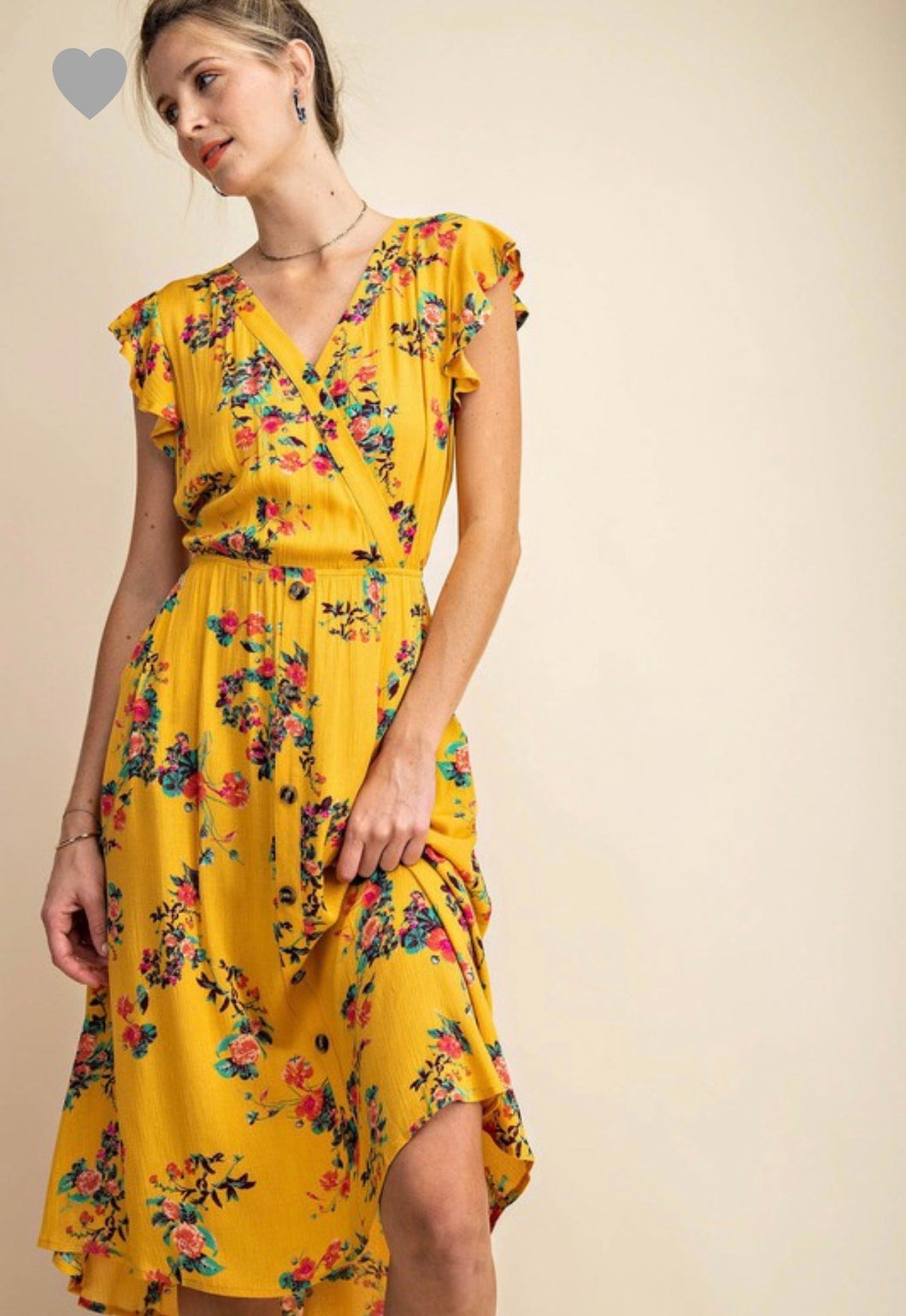The Jules Floral Dress