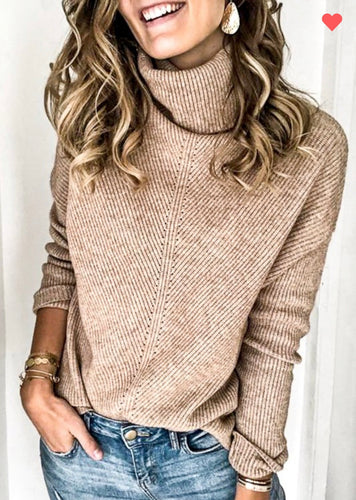 The Quinn Turtleneck Sweater