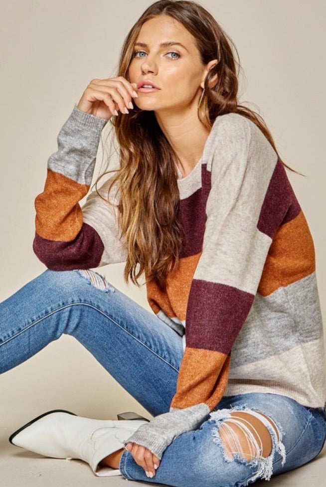 The Perfect Autumn Sweater