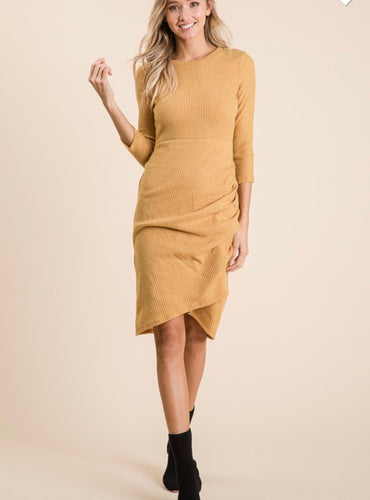 The Sara in Mustard