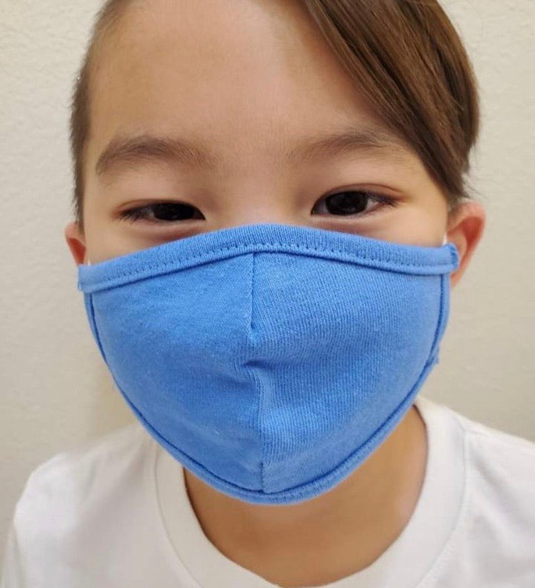 Soft Cotton Children's Masks
