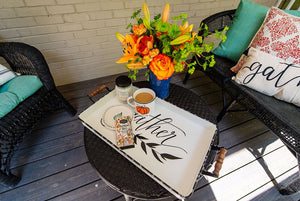 Decorating Your Porch for Fall