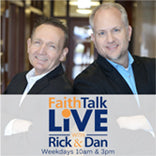 Glory Haus Founder Molly Holm with Faith Talk Live
