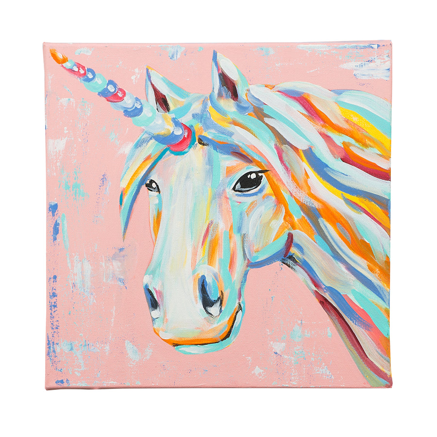 Unicorn Small Canvas