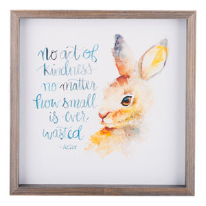 Act of Kindness Rabbit