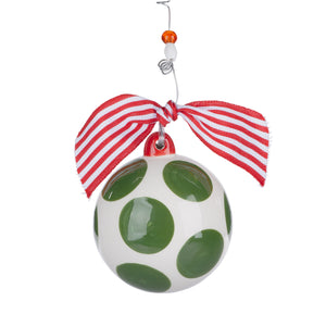 Arkansas Home for Christmas Ball Ornament
