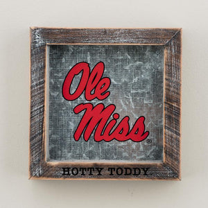 Ole Miss Hotty Toddy Logo Table Top