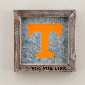 Tennessee Vol for Life Logo Table Top