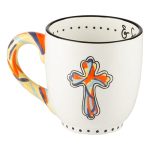 Jesus and sometimes Coffee Mug