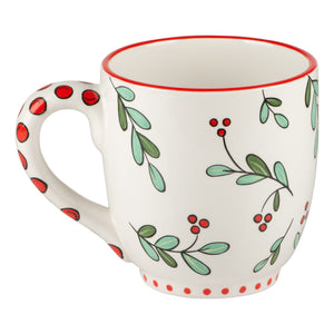 Holly Jolly Christmas Mug
