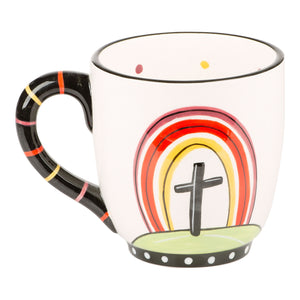 Trust in the Lord Cross Mug