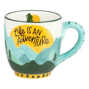 Adventure Mountain Mug