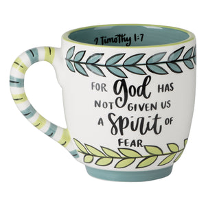 Given us a Spirit Jumbo Mug