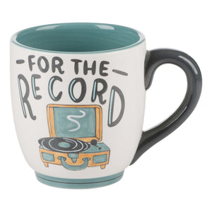 For the Record Best Dad Mug