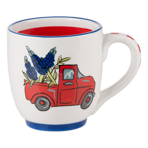 Howdy Y'all Truck Mug