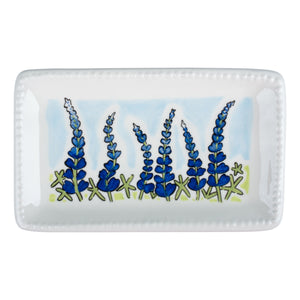 Bluebonnet Trinket Tray