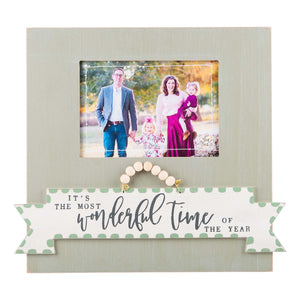 Most Wonderful time of Year Frame