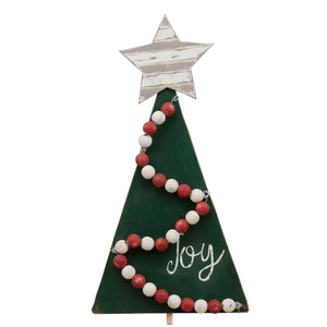 Joy Christmas Tree topper