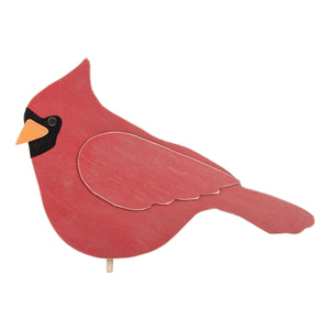 Red Bird Topper