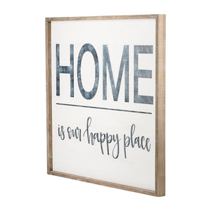 Home is our Happy Place Board