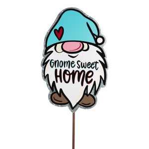 Gnome Sweet Home Garden Stake