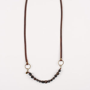 Pitfire Cord Necklace