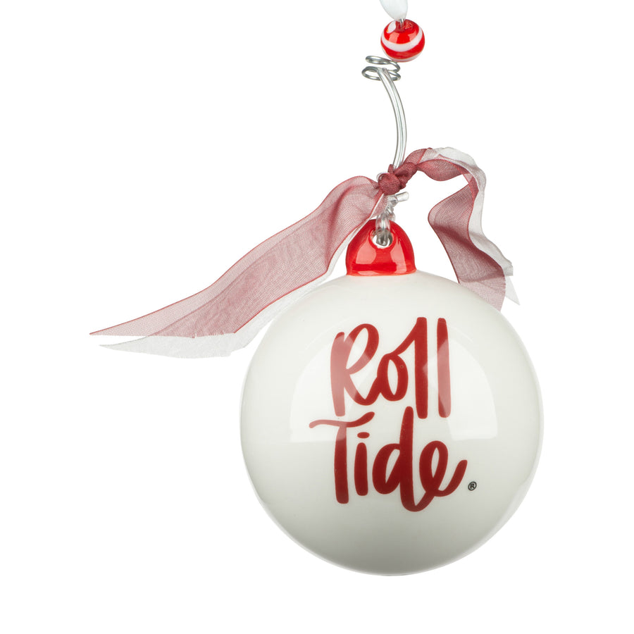 Alabama Landmark Ball Ornament