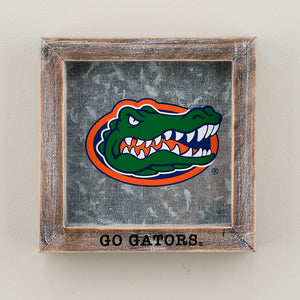 Florida Go Gators Logo Table Top