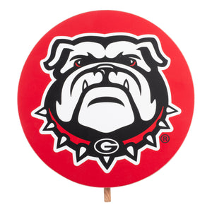Georgia Bulldog Topper