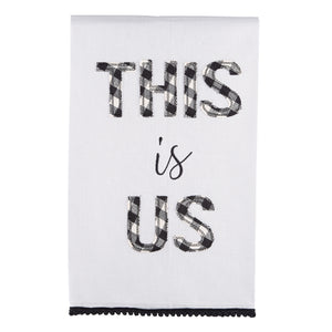 This Is Us Tea Towel