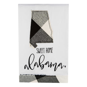 Sweet Home Alabama Tea Towel